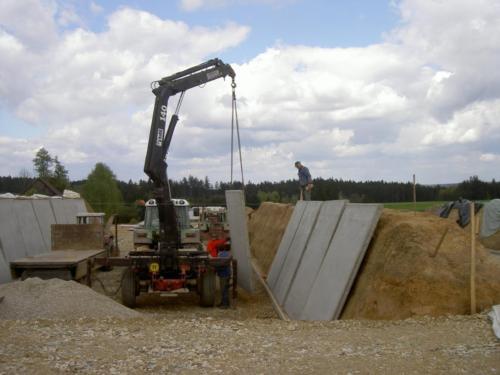 Zemědělské a ekologické stavby