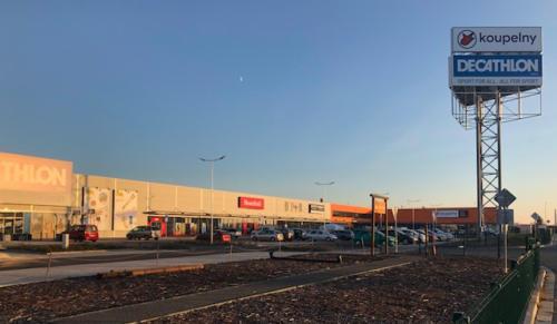 Obchodní centrum Tábor